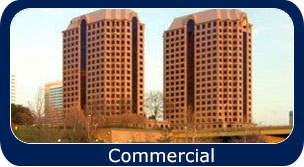 commercial building to indicate that they service commercial clients.